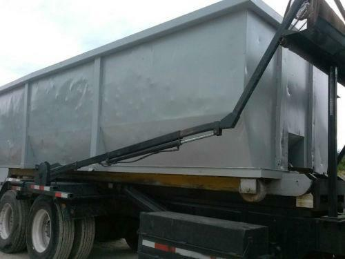 Roll Off Dumpster Business Amp Industrial Ebay