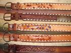 Vintage Western Belts for Men