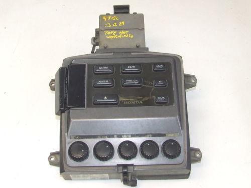 Honda Goldwing GL1500 Radio | eBay