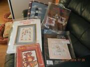 Dimensions Cross Stitch Kit Lot