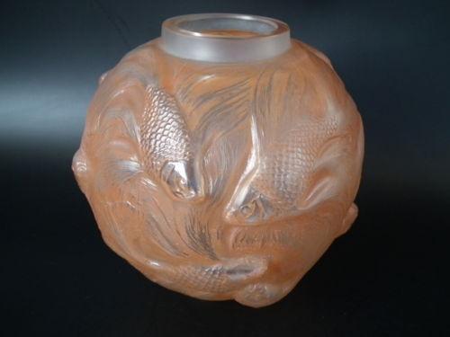 Lalique Vase Ebay