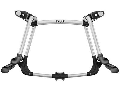01-18 Jeep Wrangler 02-07 Liberty THULE SPARE TIRE MOUNT SKI RACK OEM NEW MOPAR ()
