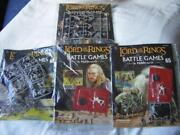 Lord of The Rings Figures Games Workshop