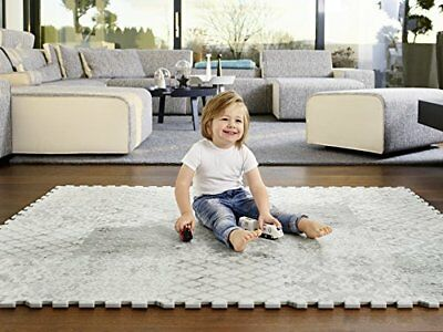 NEW Baby's Best Products Lux Series Extra Thick Non Toxic Play Mat SHIPS