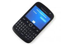 Blackberry 9720 QWERTY Keyboard Touchscreen Mobile Smartphone Black