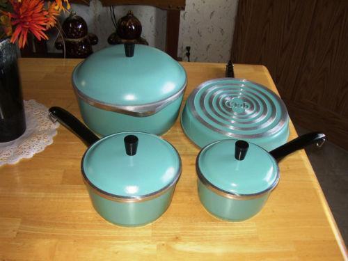 Club Cookware Set Ebay