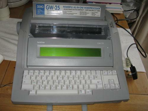 word processer