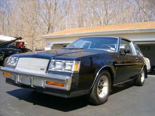1987 buick regal ebay publicscrutiny Image collections