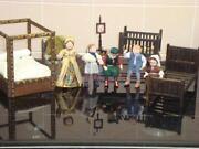 Tudor Dolls House Furniture