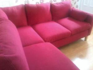 Fabric Corner Sofas | Furniture | eBay