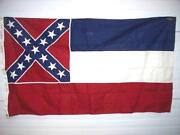 Cotton Rebel Flag