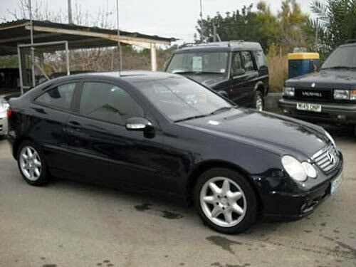 2002 mercedes c220 cdi coupe auto sold in emmer green berkshire gumtree. Black Bedroom Furniture Sets. Home Design Ideas