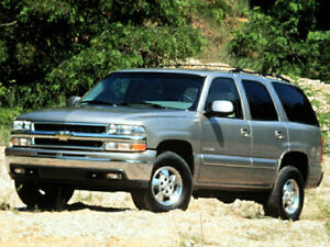 2000 Chevrolet Tahoe PARTS FOR SALE- ENGINE+ TRANNY INCLUDED