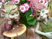 Garden Toadstools