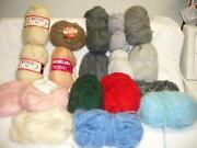 Large Mixed Yarn Lot