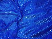 Electric Blue Fabric