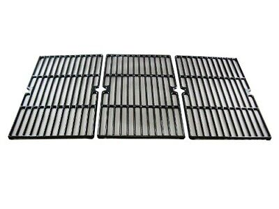 Barbecue Grill Grid Cast Iron Cooking Grill Grates Fits Most