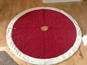 Pottery Barn Tree Skirt