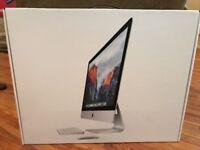 Apple 5K iMac 27 inch Retina - 24 gb Ram - 1000 Gb Fusion - Radeon R9 M390 2GB - Original Receipt