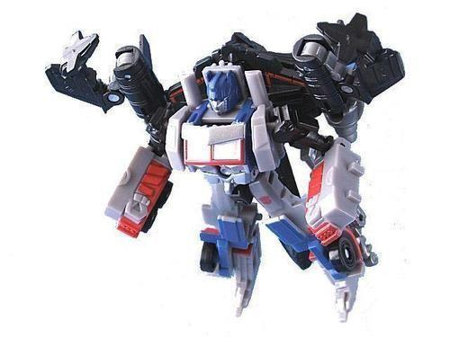 the gallery for gt optimus prime and jetfire