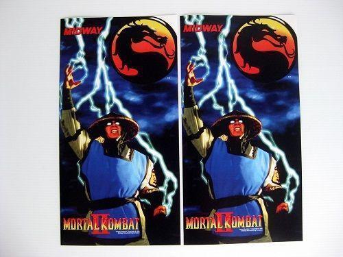 Mortal Kombat 2 Arcade   eBay