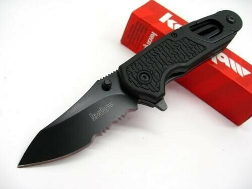 Kershaw Funxion EMT Knife With SpeedSafe Assisted Opening -