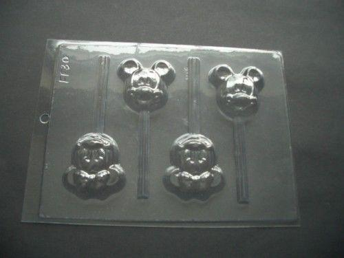 disney chocolate moulds