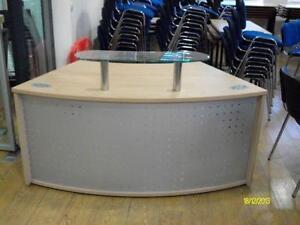 Office reception desks - Reception desk ebay ...