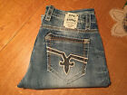 Rock Revival Jeans Men's 38 Inseam