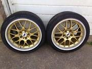 Nissan 18 Alloys