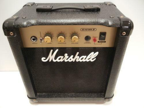 marshall tube amp combo ebay. Black Bedroom Furniture Sets. Home Design Ideas