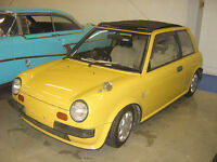 Extremely rare 1987 soft top nissan be-1