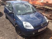 Cars Spares or Repair Fiesta