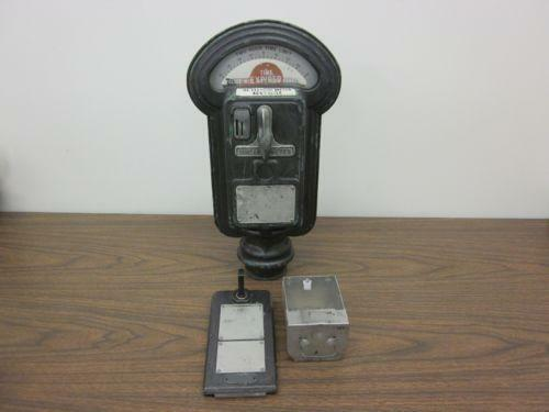 Parking Meter Automobilia Ebay
