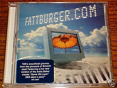 Fatburger Fatburger Com Jazz Cd Sealed