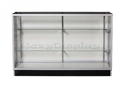 60 Extra Vision Showcase Display Case Store Fixture Knocked Down Kd5g