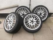 BMW E46 MV1 Alloys
