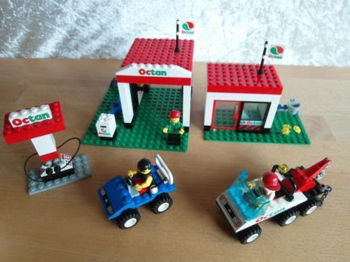 lego city tankstelle ebay. Black Bedroom Furniture Sets. Home Design Ideas