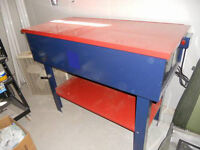 PARTS CLEANING CABINET, 40 GALLON