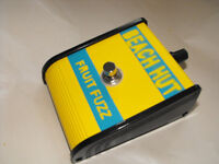Beach Hut Guitar FX want to sponsor a south coast based band to use their guitar FX