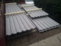 8FT, 10FT, 12FT, 14FT, 16FT, 18FT, 20FT, 22FT, 24FT, 26FT BOX PROFILE ROOF SHEET