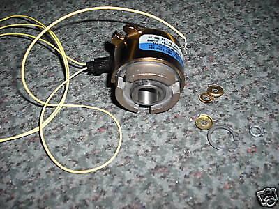 Reell Motor Clutch Ec75 Ec75llcw15mm-24 24vdc 6w New