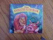 Disney Animated Storybook