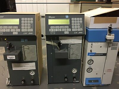 Tekmar 3100 And Lsc2000 Purge Trap Sample Concentrator System