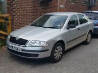 2007 SKODA OCTAVIA CLASSIC 1.9TDI, DIESEL, MANUAL, SPARES OR REPAIR, NON RUNNER !!