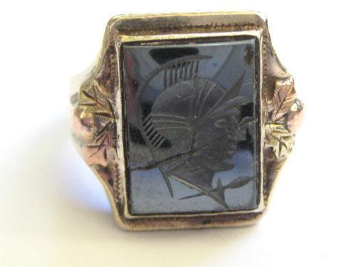 Antique cameo jewelry ebay antique cameo ring aloadofball Choice Image