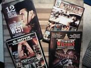 Western DVD Lot