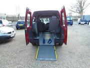 Citroen Dispatch Wheelchair