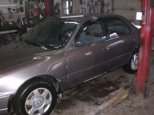 1996 TOYOTA CAMRY PARTS AVAILABLE