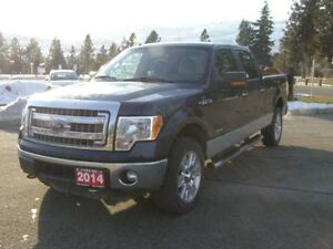 2014 FORD F-150 XLT SUPERCREW 6.5-FT